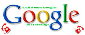 Read more about the article Google Calling! Is it Really Now?