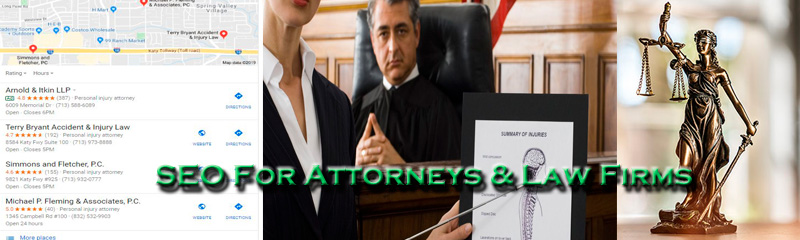 Seo / Digital Marketing For Lawyers
