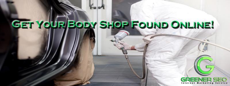 Body Shop Internet Marketing