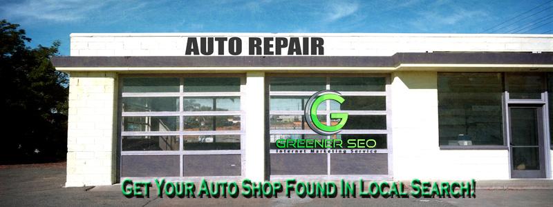 Local SEO For Auto Repair & Tune Shops