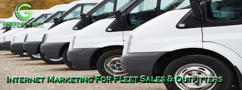 SEO For Fleet Sales & Outfitters